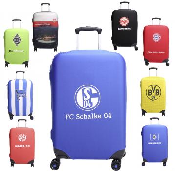 flexible Kofferhülle Fußballvereine