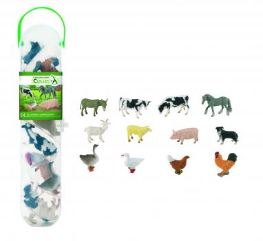 Spielzeug-Tiere