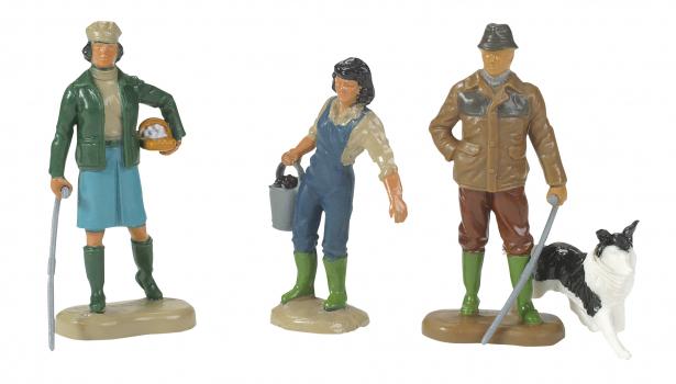 Spielzeug-Figuren