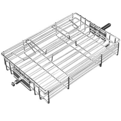 Syntrox Steak-Korb - Zubehör-Teil Erweiterung für unsere Airfryer Heißluftfritteusen AF-1400W-25 / AF-1400W-23