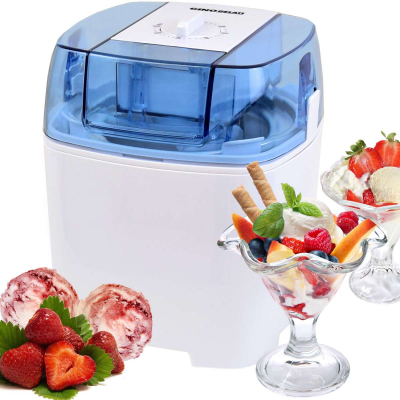 Syntrox 3 in 1 Eismaschine Eis Chef GG-30W-A
