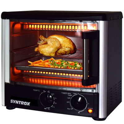 Syntrox 14 Liter Mini Backofen