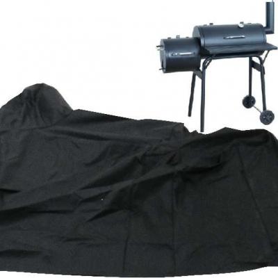 Syntrox Abdeckplane für Smoker Regenplane Abdeckung Schutzhülle 200-AP