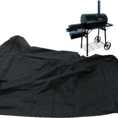 Syntrox Abdeckplane für Smoker Regenplane Abdeckung Schutzhülle 100-AP