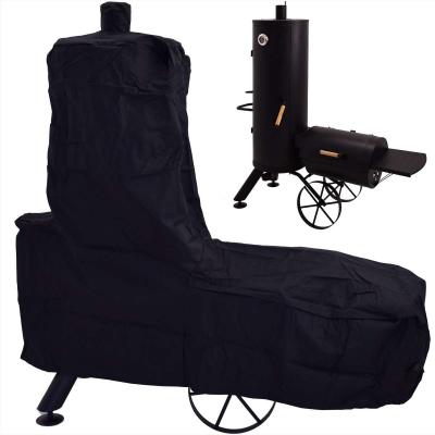 Syntrox Abdeckplane für Smoker Regenplane Abdeckung Schutzhülle 900-AP