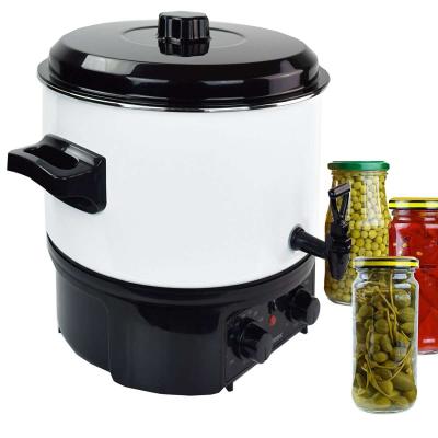 Syntrox Einkochautomat Glühweinkocher 20 Liter