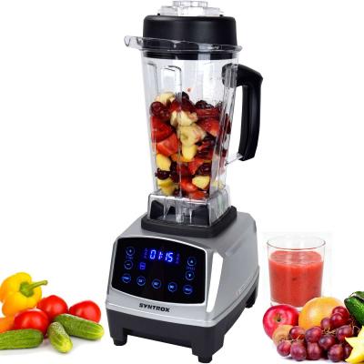 Syntrox Küchenmixer Standmixer  Digital 1500 Watt