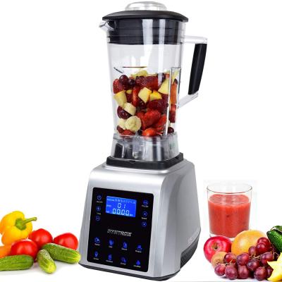 Syntrox Küchenmixer Standmixer Digital, BPA-FREI, 1800 Watt, 40000 U/Min, 2 Liter, 6