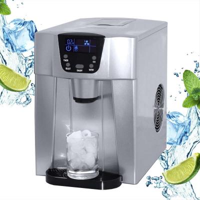 Syntrox Digitaler Eiswasser- und Eiswürfelbereiter