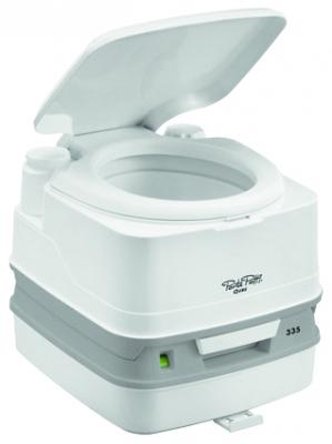 THETFORD Camping-Mobil-Toilette Porta Potti 335 mit Befestigungskit