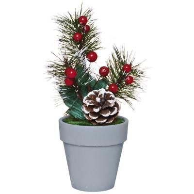RiBa-Living Weihnachtsbäumchen Pinie H19cm