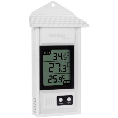 technoline Thermometer, digital, WS 1080, weiß,