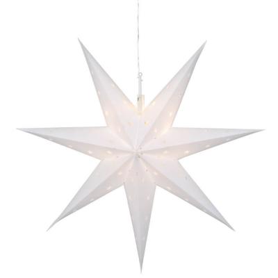 Mark Slöjd Weihnachtsstern 12 ww LEDs für außen Ø 60 cm