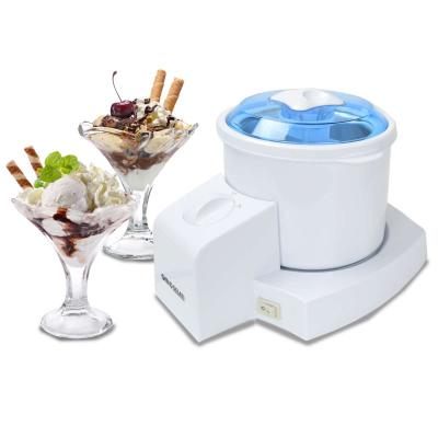 Syntrox 4in1 Eismaschine Joghurtbereiter Frozen Jogurt-Milchshake Maschine
