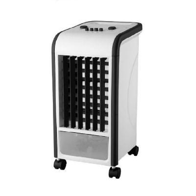 Syntrox 4 in 1 Luftkühler Ventilator Luftbefeuchter Luftreiniger Klimagerät Schwarz