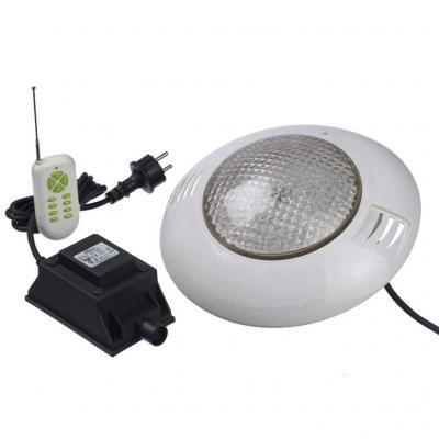 Ubbink LED Unterwasser-Spot 406 RGB mit Fernbedienung Pool