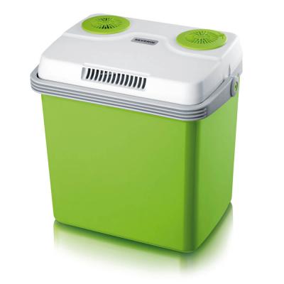 SEVERIN Kühlbox mit USB, KB 2923, grün/grau