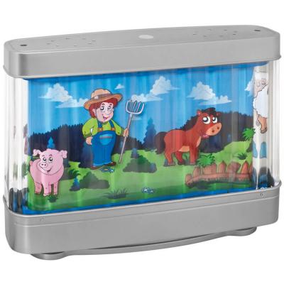 LED-Kinderzimmerleuchte, Bauernhof Tiere, LEDs/3W