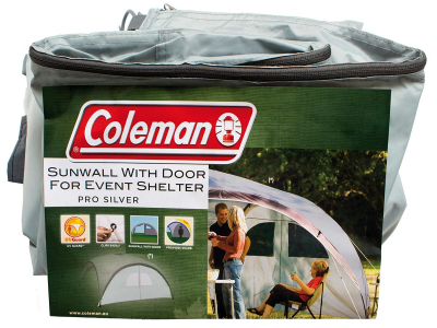 Coleman Event Shelter Pro XL (4.5M) Sunwall with Door - Seitenwand mit Eingang