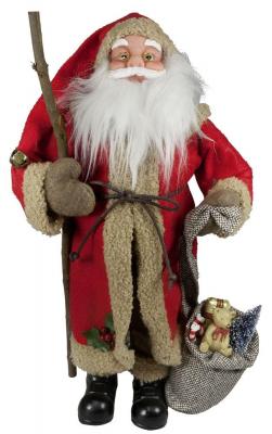 Weihnachtsmann Santaclaus Nikolaus NIKLAS 60 cm