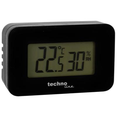 technoline Thermo-/Hygrometer, digital, WS 7009