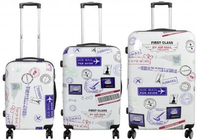 Kofferset 3tlg Reisekoffer Polycarbonat Hartschale Flight