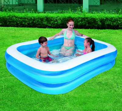 Bestway Family Pool Swimmingpool Schwimmbecken 201 x 150 cm
