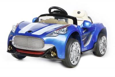 Kinder Elektrofahrzeug GT Roadster - 12V, blau