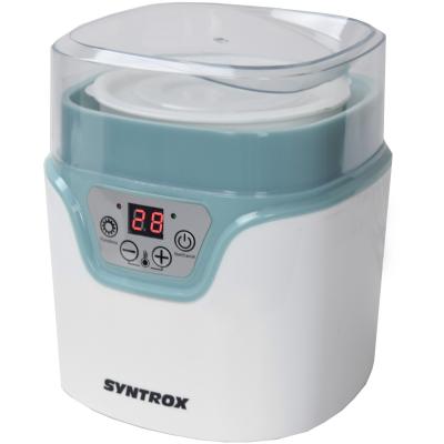 Syntrox Digitaler 1,2 Liter Käse,- Wein-, Quark- und Joghurtbereiter