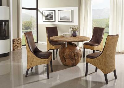 Stühle im Kolonial-Stil - 4 Stück