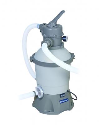 Flowclear Sandfilteranlage, Sandfilterpumpe 2.006  l/h