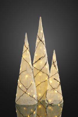 LED-Pyramide Kegel-Set 85 BS ww innen