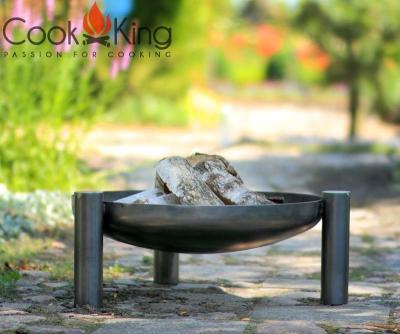 Cook King Feuerschale Palma 60cm Grillstelle Feuerstelle Feuerkorb