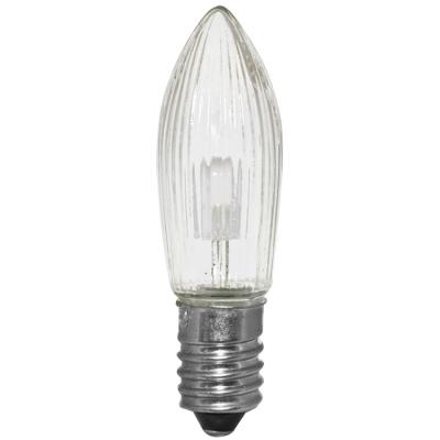 STAR Trading 7x LED-Topkerze E10 imitiert 10 - 55 V, 0.2 W