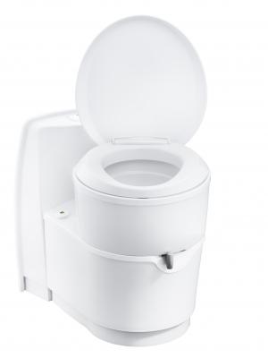 Cassetten-Toilette C 223 CS weiss, E-pumpe