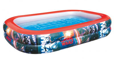 Planschbecken Star Wars Family Pool, 262x175x51 cm