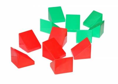 XXL Bausteine, XXL-Bausteine Dachschrägen 12 Stück