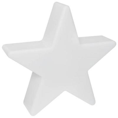 8 Seasons Design Außendekoleuchte - SHINING STAR Stern weiß