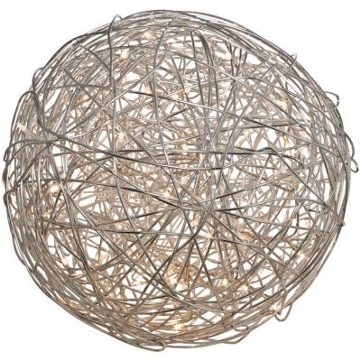 Näve Drahtball mit LED Ø 40cm