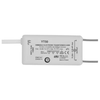 elektronischer NV- Sicherheitstrafo 230V/11,5V