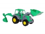 Little Farmer Traktor mit Heckbagger