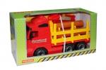 PowerTruck Holztransporter (im Schaukarton)