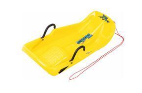 Kunststoffrodel Slalom Twister Schlitten aus Kunststoff, Rodel