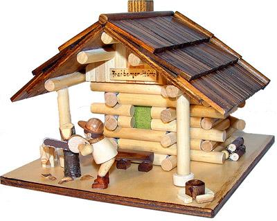 Räucherhaus, Freiberger Hütte