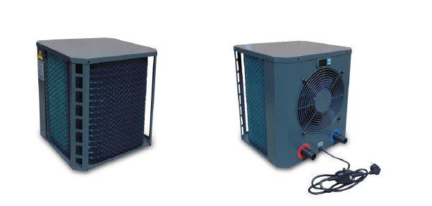 Ubbink Heatermax Compact 10 Wärmepumpe