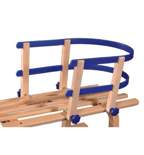 schlittenlehne kunststoff f r h rnerrodel davos holzschlitten kaufen bei. Black Bedroom Furniture Sets. Home Design Ideas