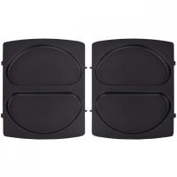 Syntrox Omeletteplatten für XXL Chef Maker ZN-2000W