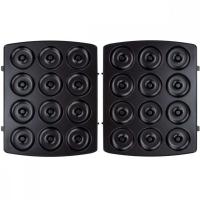 Syntrox Donutplatten für XXL Chef Maker ZN-2000W