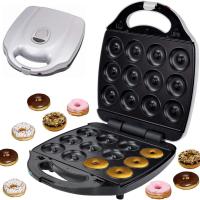 Syntrox Donutmaker XXL mit herausnehmbaren Platten