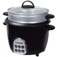 Syntrox Gourmet Multikocher Multifunktionskocher Reiskocher Dampfgarer mit Warmhaltef